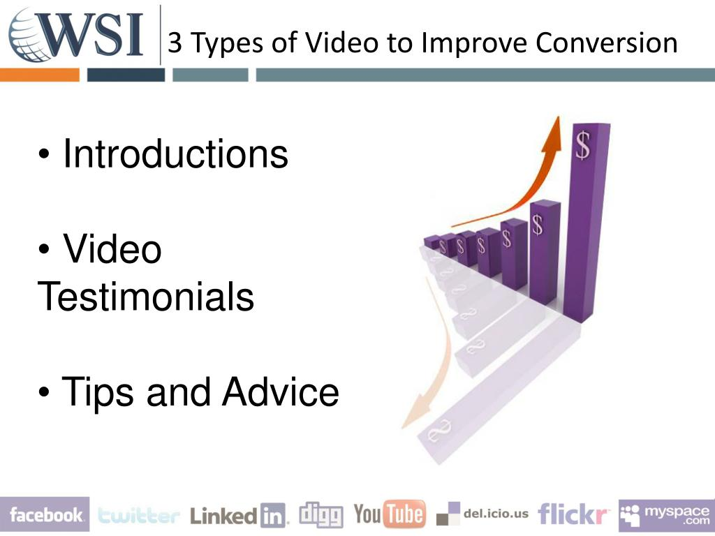 3 Types of Video to Improve Conversion