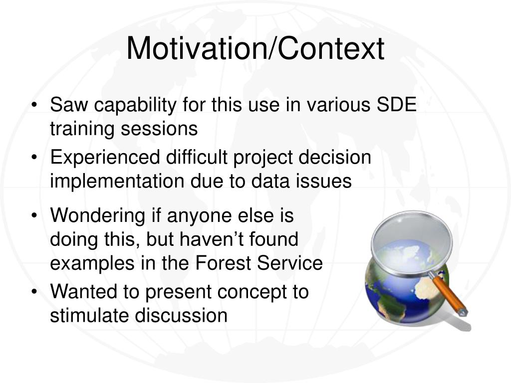 Saw capability for this use in various SDE training sessions