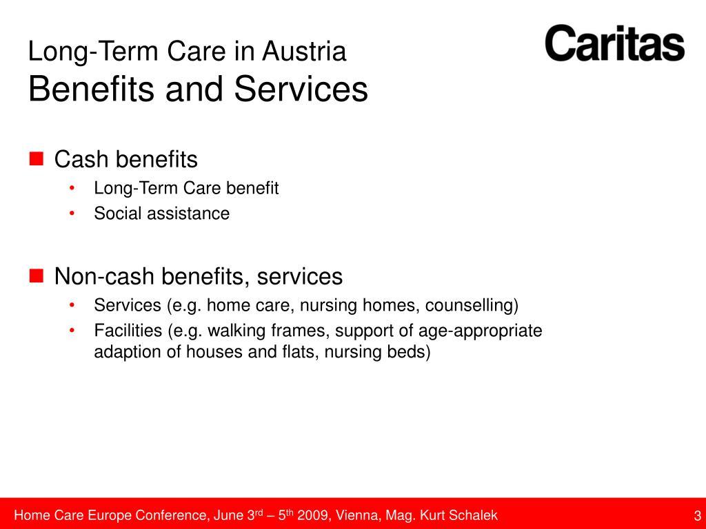 Long-Term Care in Austria