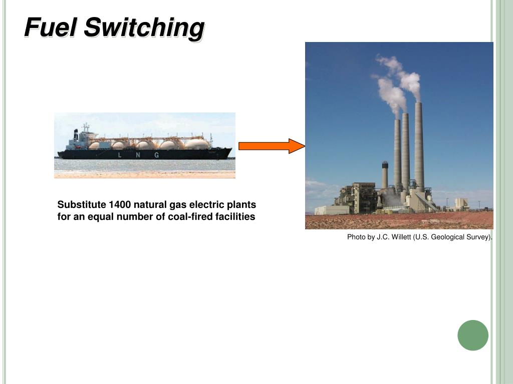 Fuel Switching