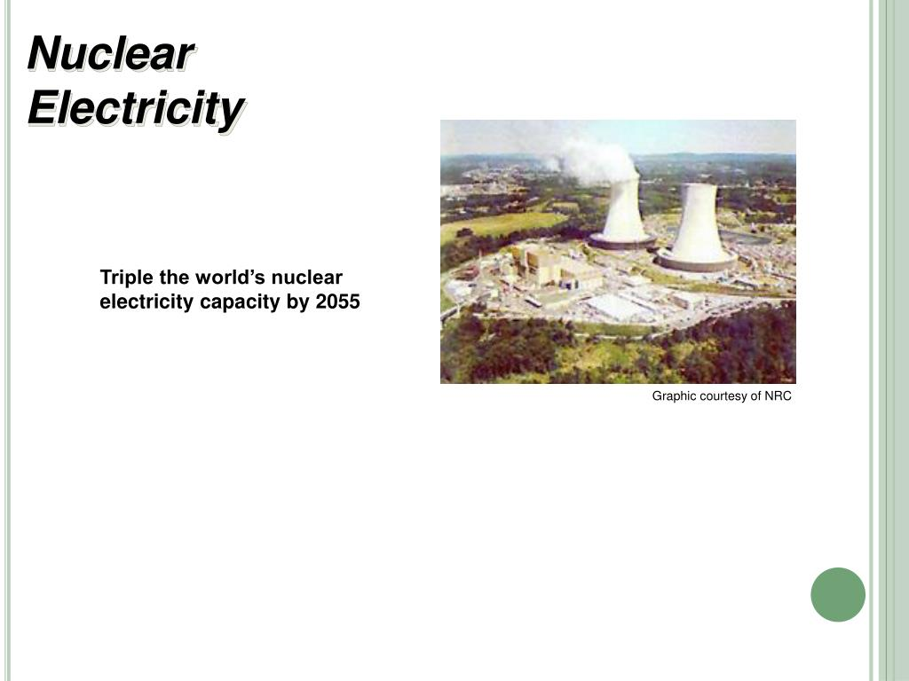 Nuclear Electricity