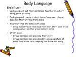 body language7
