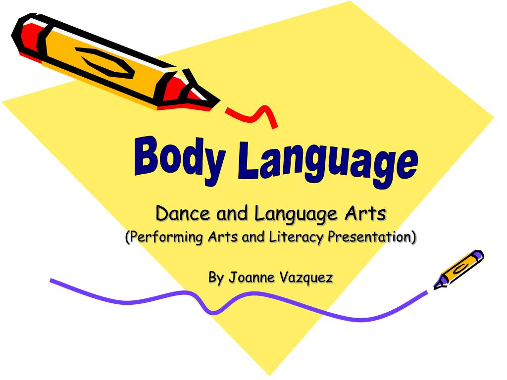 dance and language arts performing arts and literacy presentation by joanne vazquez