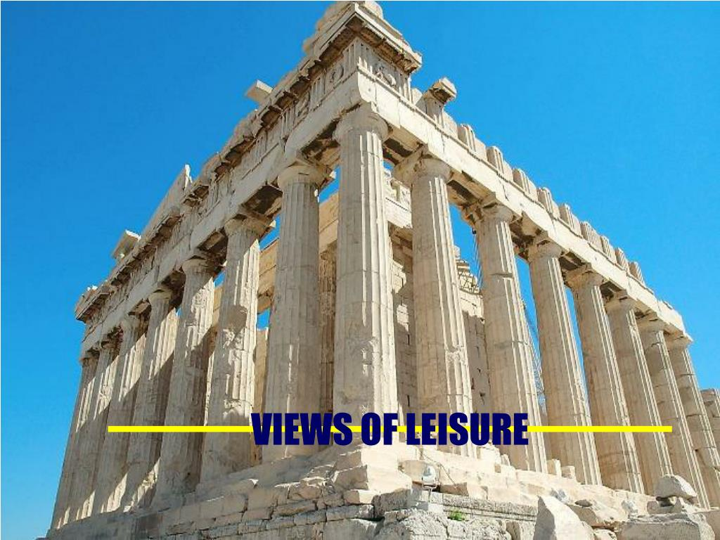 views of leisure