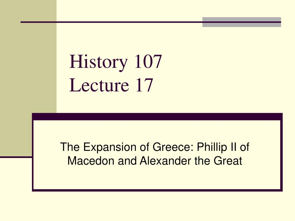 history 107 lecture 17 l.