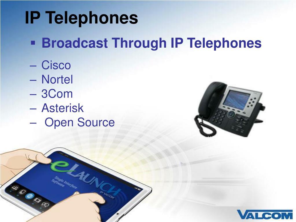IP Telephones
