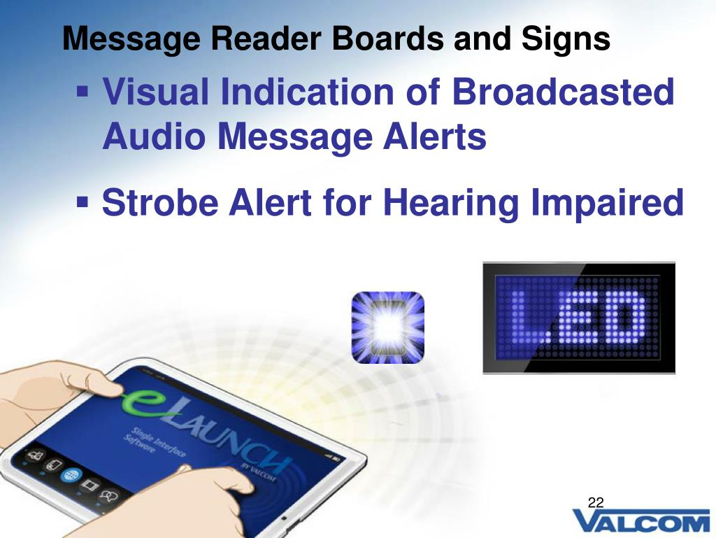 Message Reader Boards and Signs