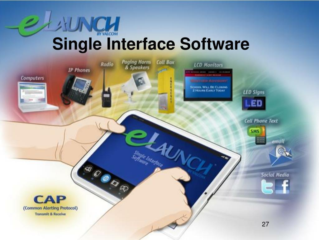Single Interface Software