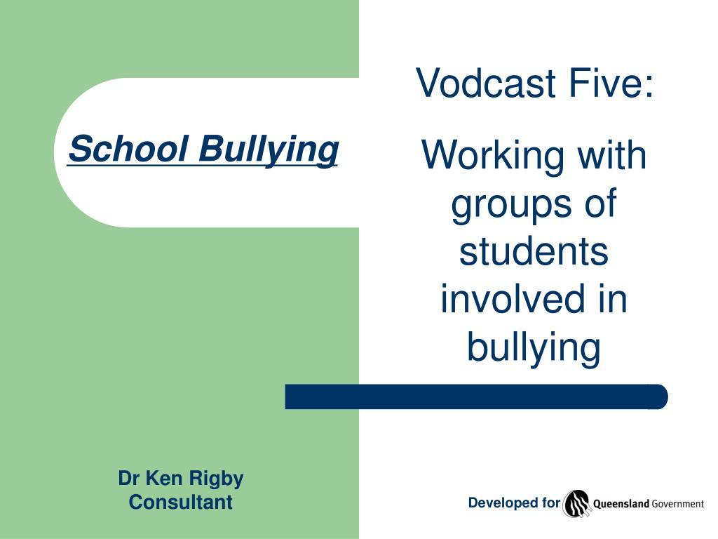 Vodcast Five: