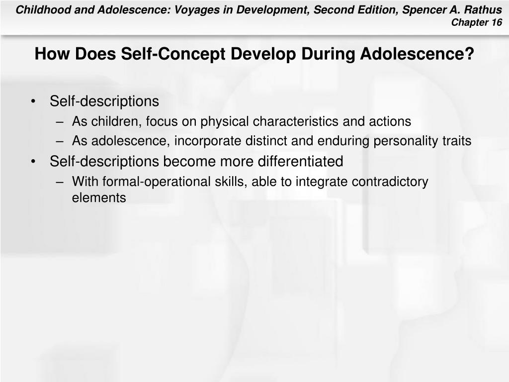 How Does Self-Concept Develop During Adolescence?