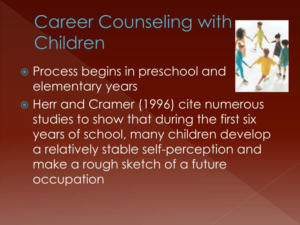 Career Counseling with Children