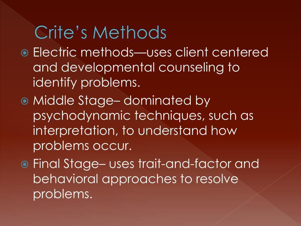 Crite's