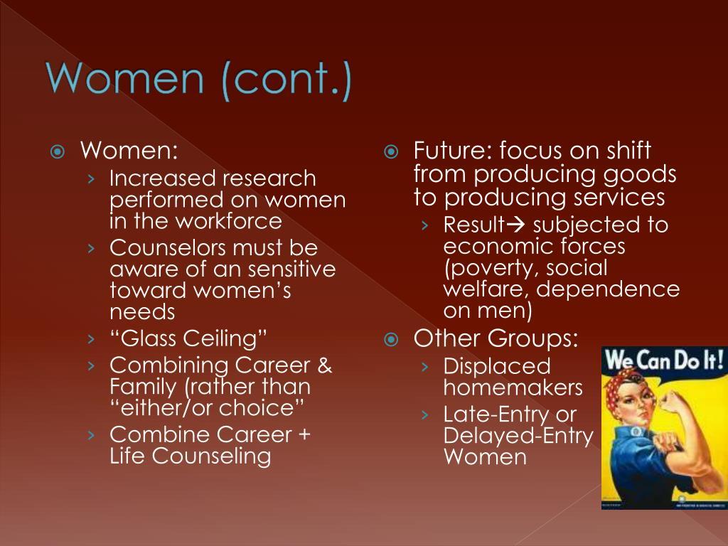 Women (cont.)