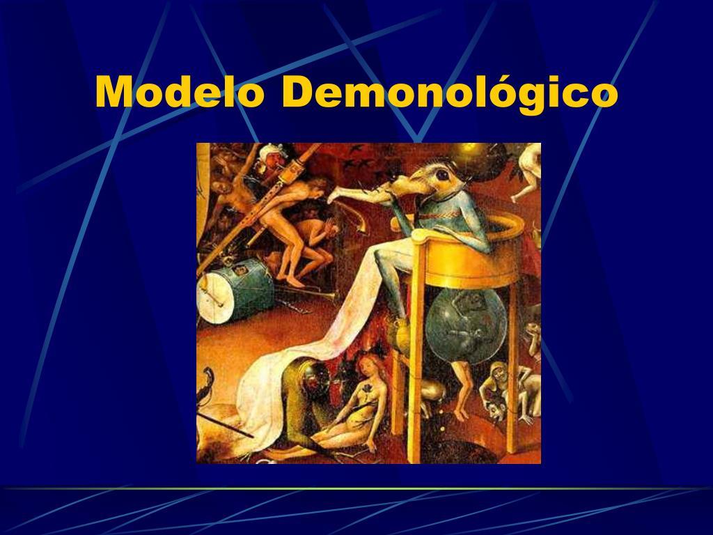 Modelo Demonológico