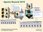 agents beyond 2012