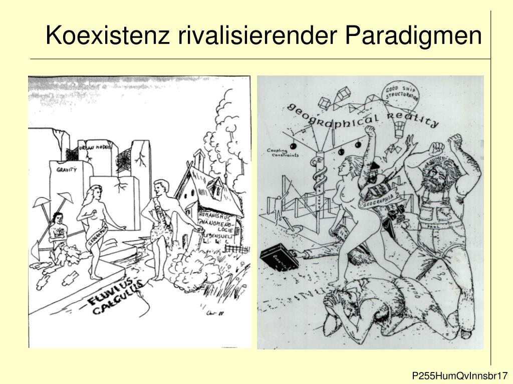 Koexistenz rivalisierender Paradigmen