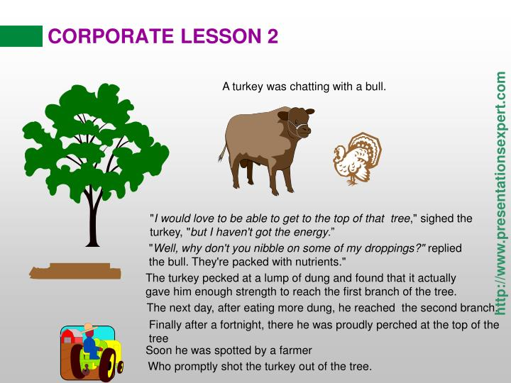 A turkey was chatting with a bull.