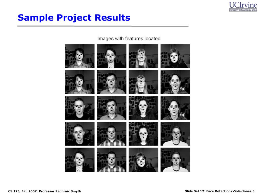 Sample Project Results