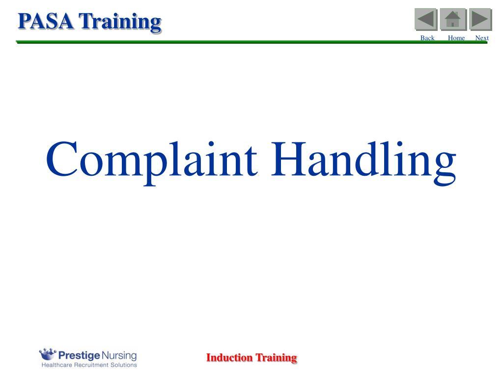 6 stages quality management system deviations complaints training.