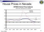 house prices in nevada