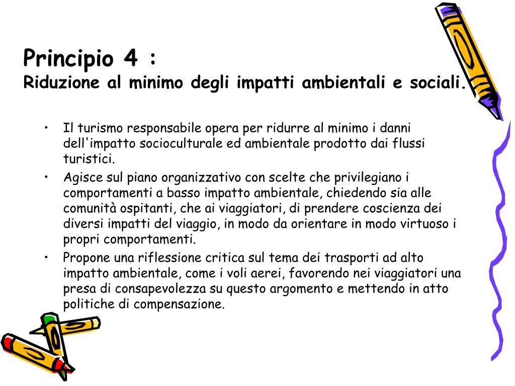 Principio 4 :