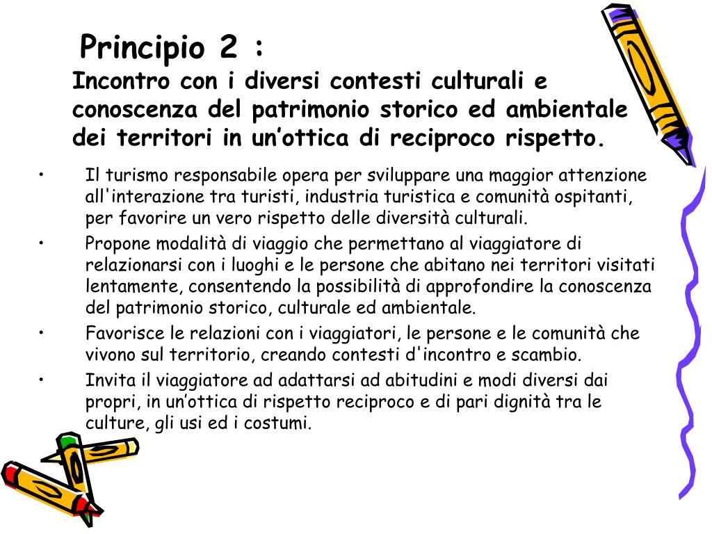 Principio 2 :