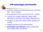 ehf advantages and benefits