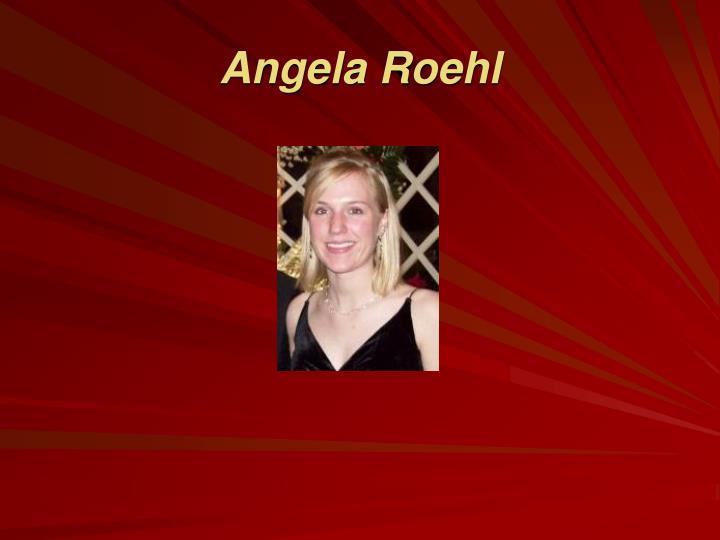 Angela Roehl