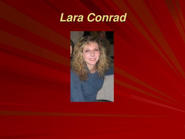 Lara Conrad