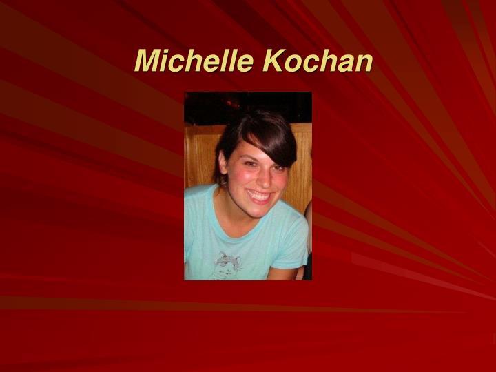 Michelle Kochan