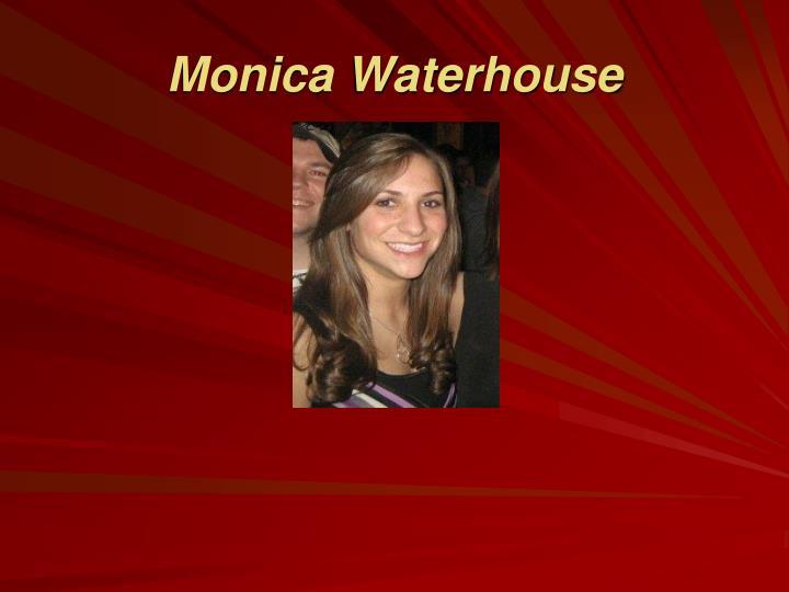 Monica Waterhouse