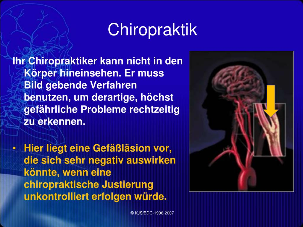 Chiropraktik