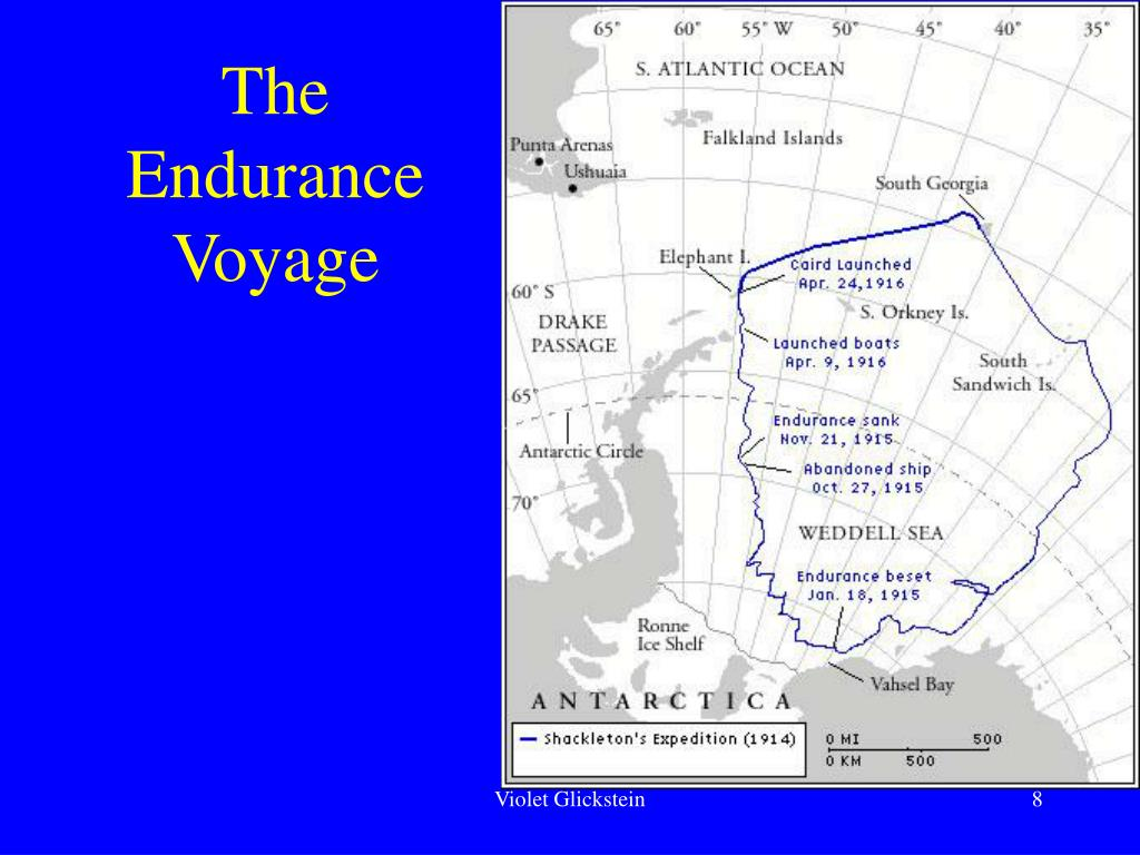 The Endurance Voyage