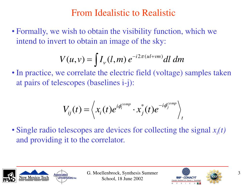 From Idealistic to Realistic