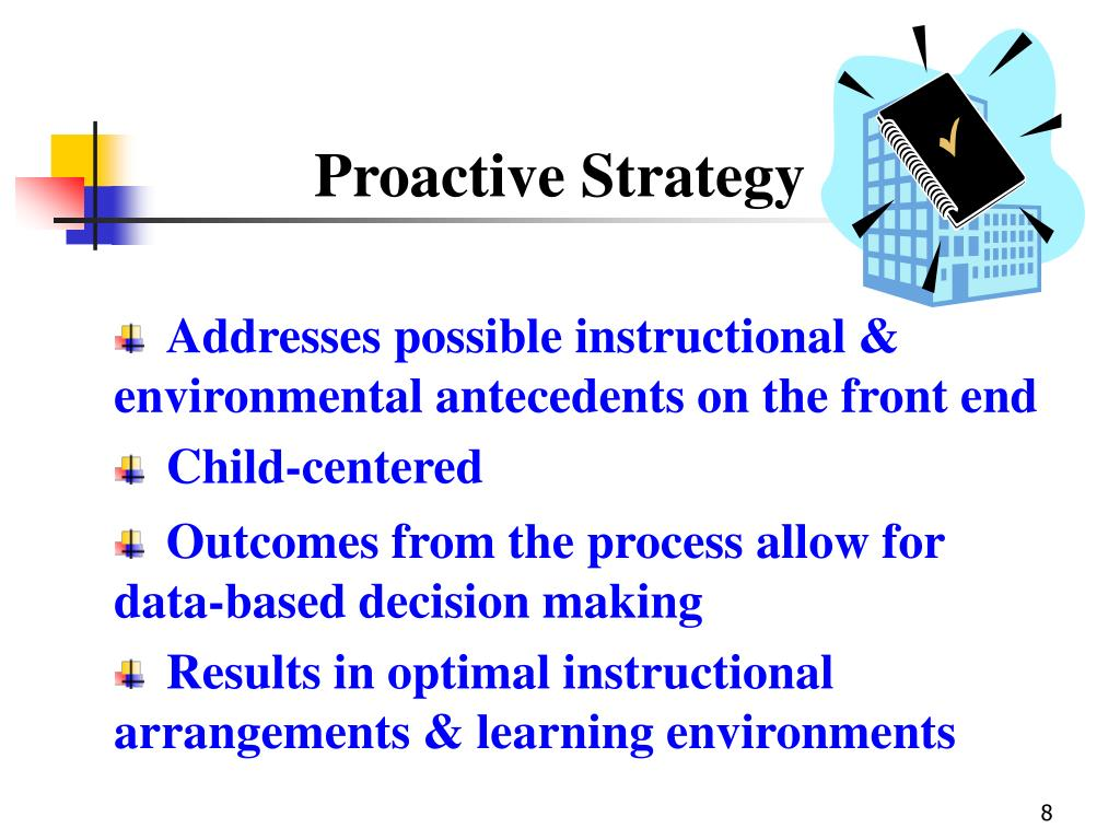 Proactive Strategy