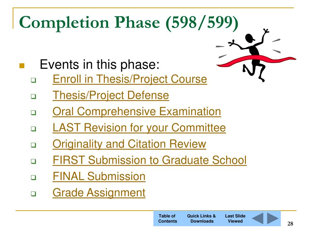 Completion Phase (598/599)