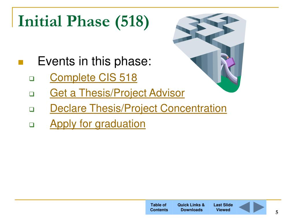 Initial Phase (518)