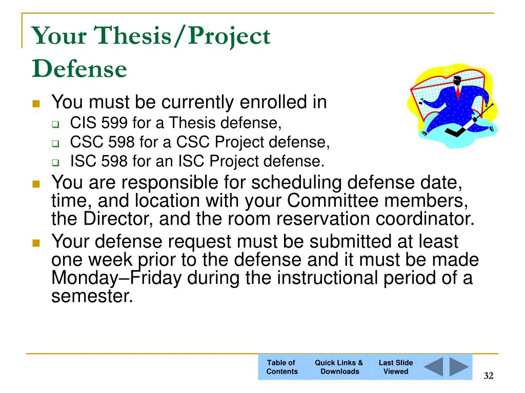 Your Thesis/Project