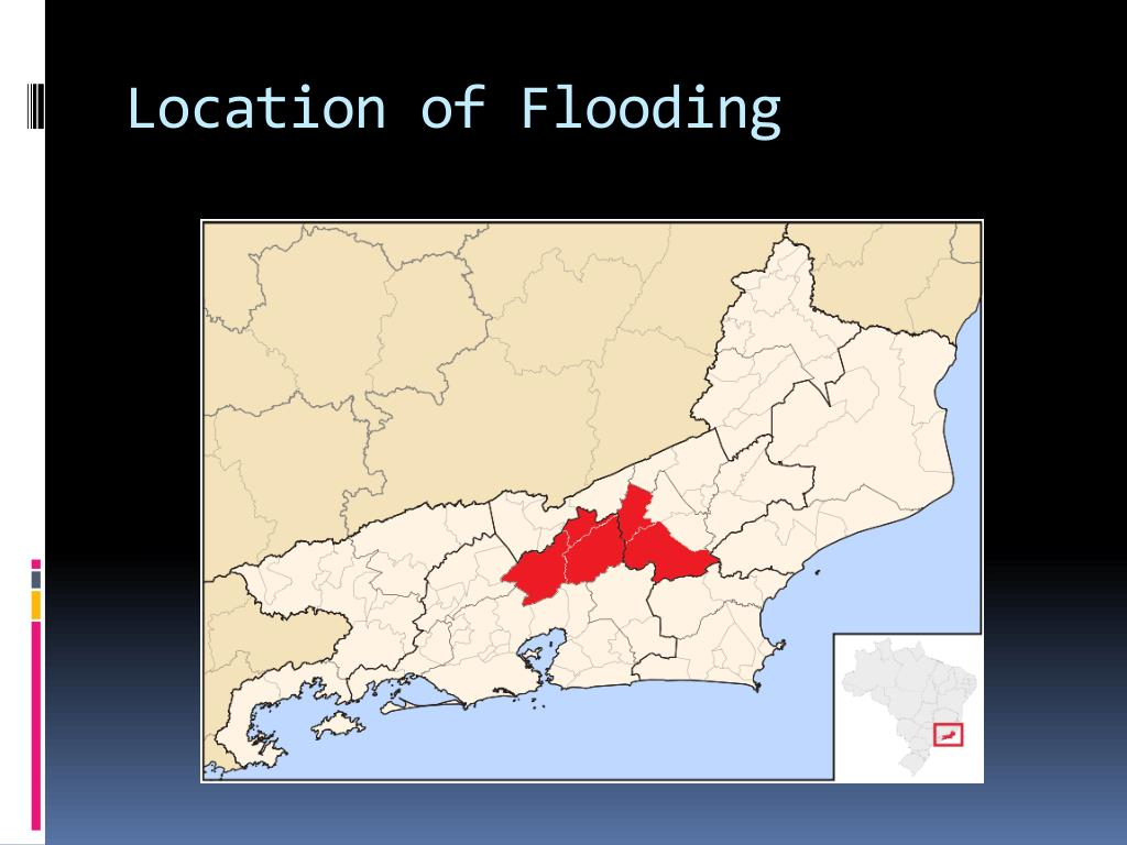 Location of Flooding