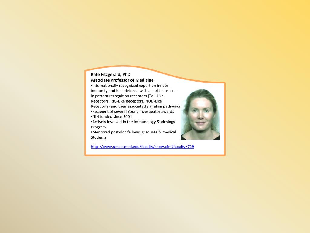 Kate Fitzgerald, PhD