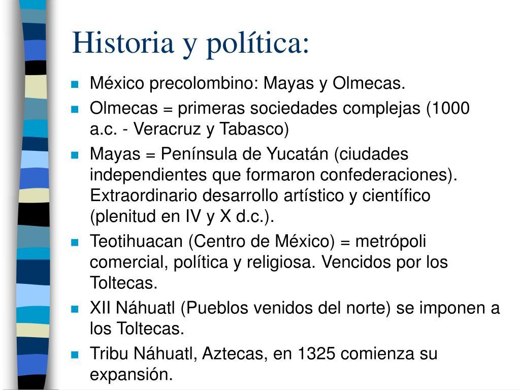 Ppt México Powerpoint Presentation Id 569826