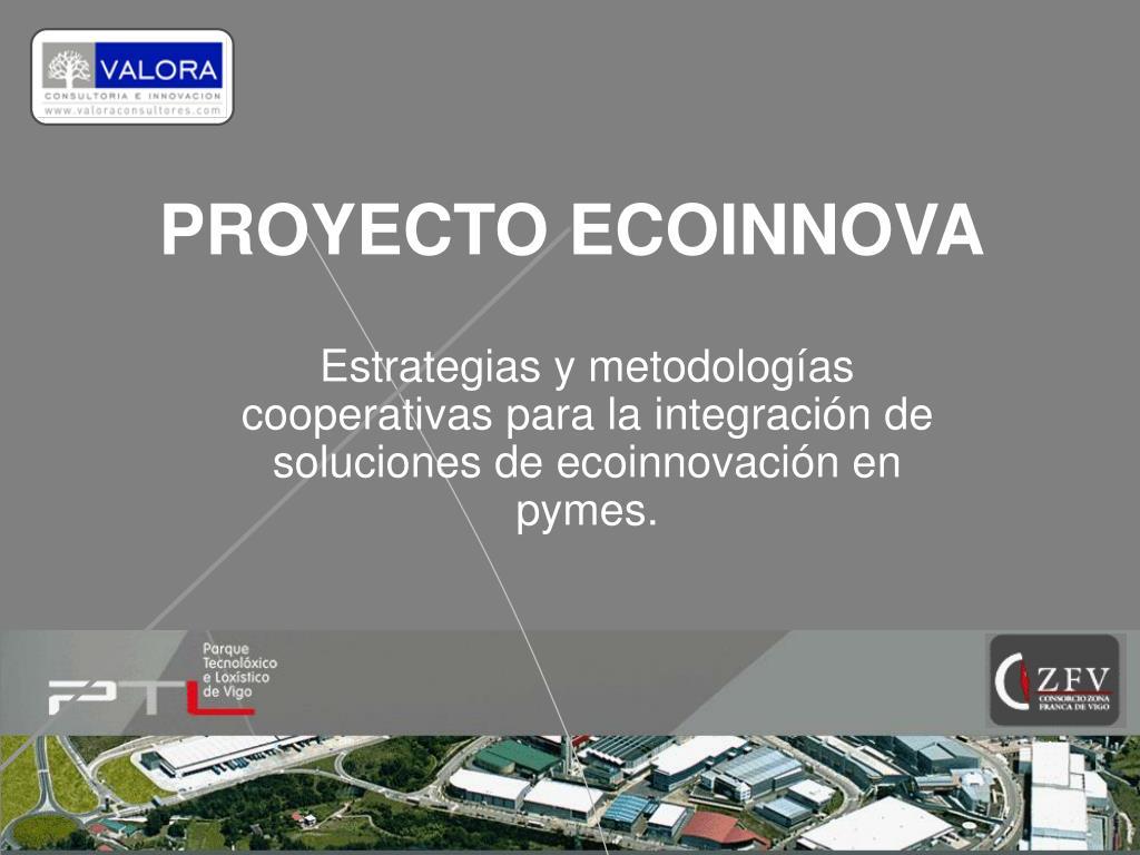 proyecto ecoinnova