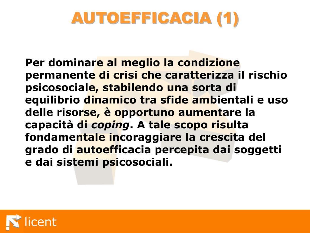 AUTOEFFICACIA (1)