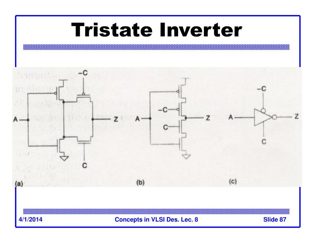 Tristate Inverter