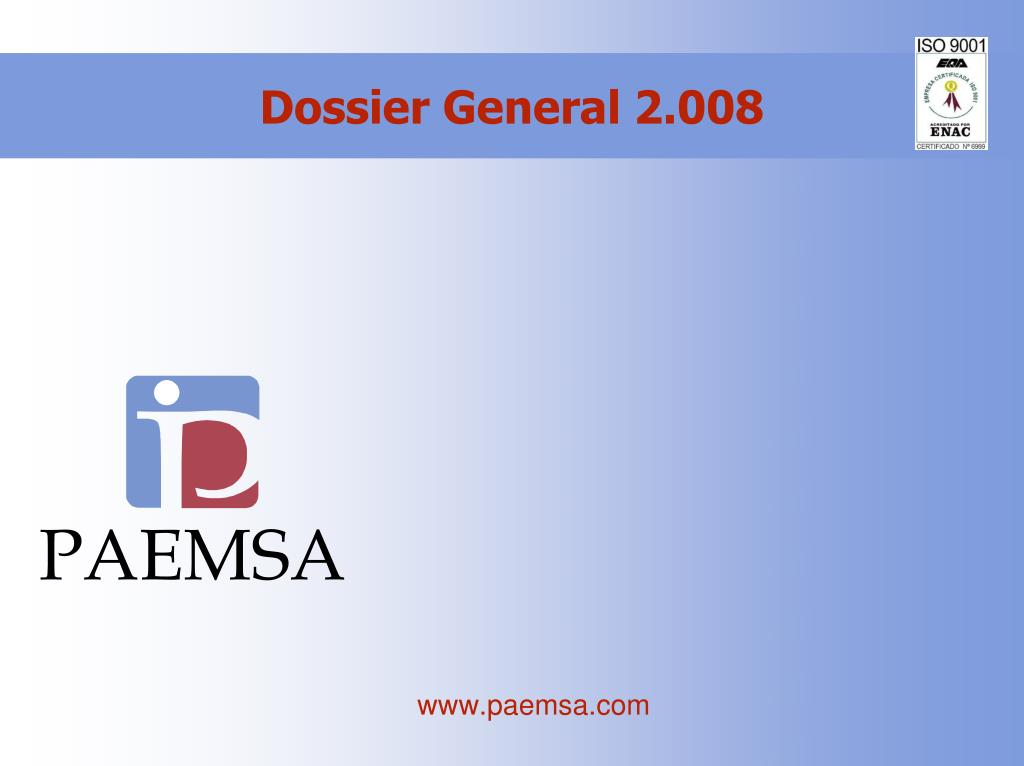 dossier general 2 008 l.