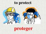 to protect