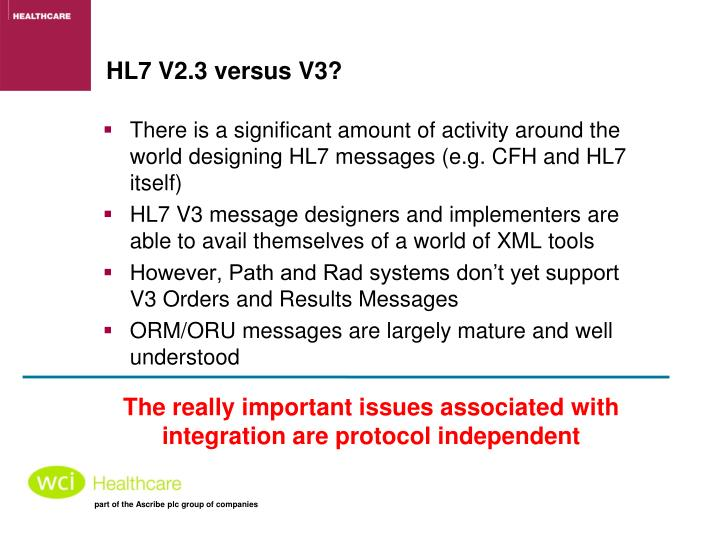 Hl7 V3 Study Guide