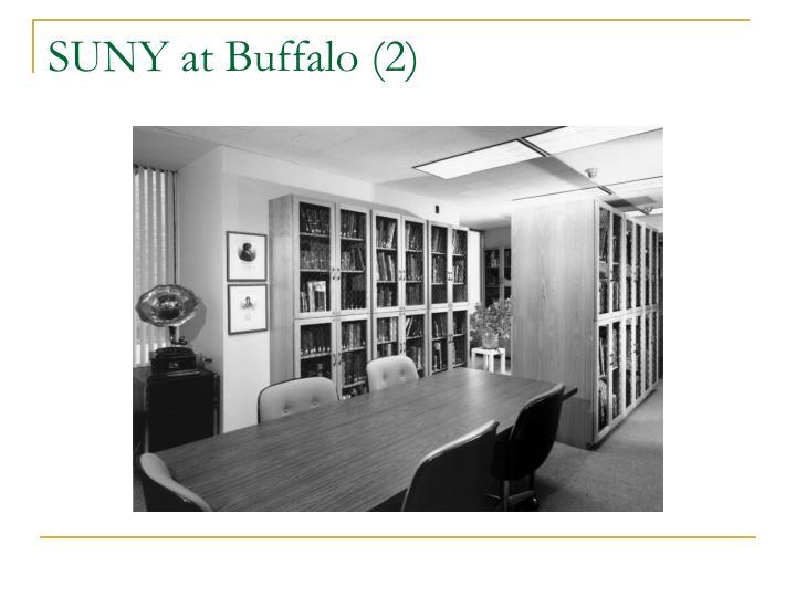 SUNY at Buffalo (2)