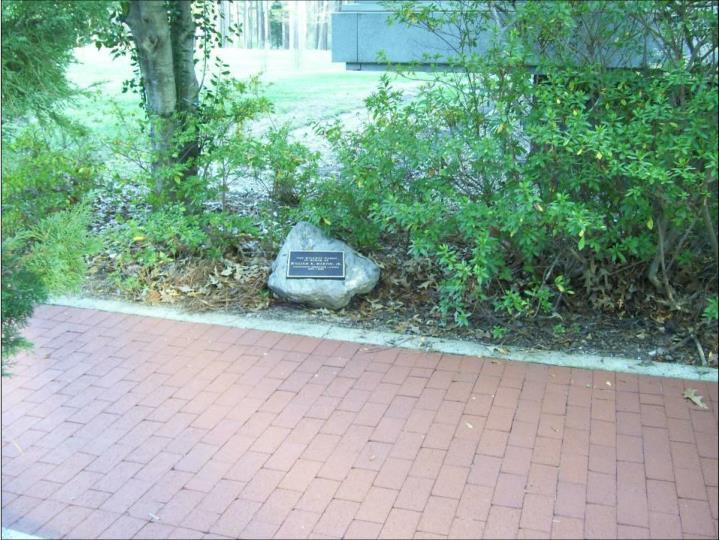 Aatcc walkway