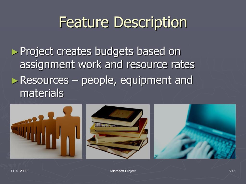 Feature Description